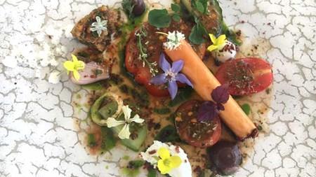 Η λουλουδάτη «Tomato» στο «Black Rock»