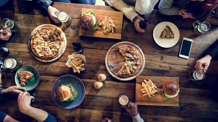 Εστιατόρια - αθηνόραμα